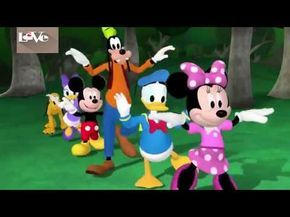 Feliz Cumpleaños Frozen De Disney Felicitación De Cumpleaños Para Dedicar Infantil N Disney Mickey Mouse Clubhouse Mickey Mouse Clubhouse Disney Junior