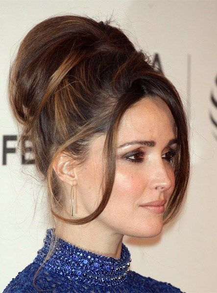30 Hottest Celebrity Inspired Updo Hairstyles Hair Hair Styles Celebrity Hairstyles Womens Hairstyles