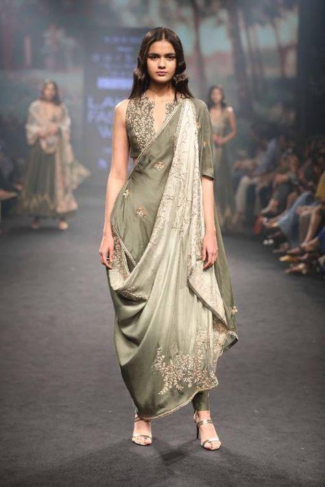 De Belle, Aarbee by Ravi Bhalotia, Julie Shah, Raamz and Chandrika Raamz - Lakme Fashion Week SR 18 - 7