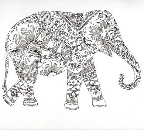 Animaux fantastiques olifant