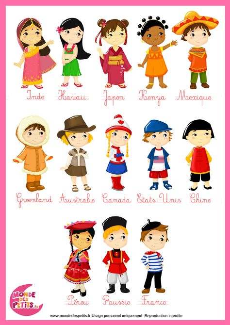 costumes traditionnels : clichés