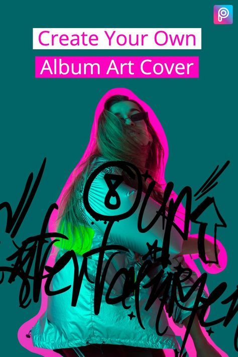 Whether you're a new artist looking for a way to create cover art for your latest music album or are just interested in recreating your favorite artist's album cover art, we're here to help you make it happen in no time! Editing your own album cover may seem like a complicated task, but the process is quicker and way more fun than you can imagine. #AlbumArt #Design #Music