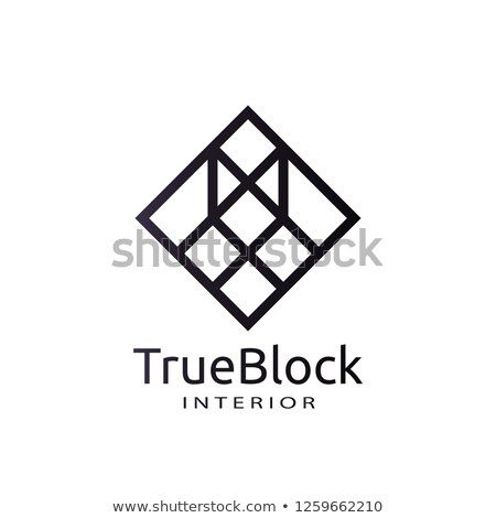 Tile Wall Logo Icon For Carpet Floor Ceramic Industry Hexagon