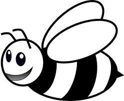 42 Gambar Kartun Hewan Lebah Terbaik