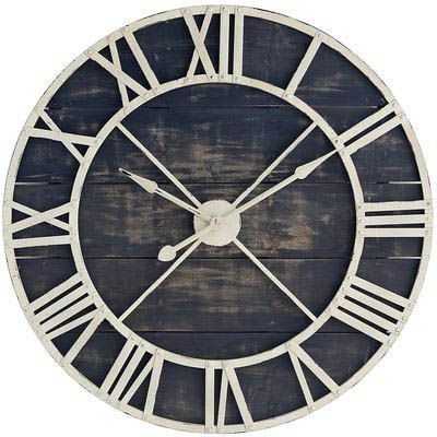 Cool Rustic Wall Decor Ideas For Kitchen That Will Blow Your Mind Rustic Wall Clocks Big Wall Decor Rustic Wall Decor