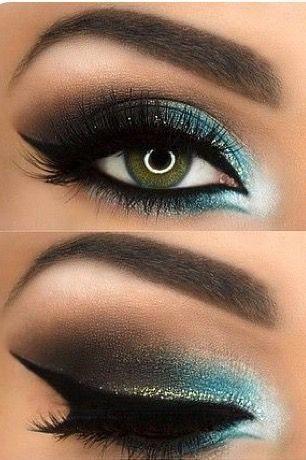 Dramatic Purple Smoke Eye Makeup Steps Dramatic Eye Makeup Eye