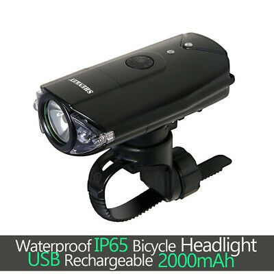 Details About 1200 Lumens Bicycle Headlight Front Bike Light Set Led Usb Rechargeable Headlamp Bicycle Headlight Usb Rechargeable Bicycle
