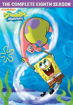 Spongebob Squarepants: The Complete Eighth Season (DVD)