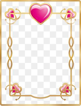 Love Frame Png Images Vector And Psd Files Free Download On Pngtree Love Frames Love Png Creative Valentines
