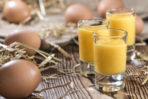 Így készül a legfinomabb tojáslikőr házilag! - Fantasztikusan krémes lesz - Húsvét   Femina