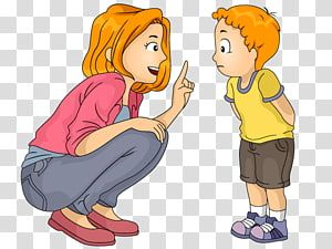Parent Child Teacher And Student Transparent Background Png Clipart Boy Illustration Childrens Drawings Family Cartoon