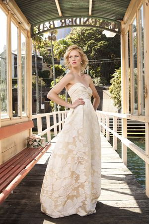 Eden Rose Blythe Tanya Anic Gowns Pinterest Bridal And
