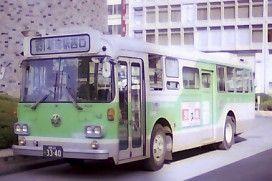 都営バス 3   レトロバス, バス, 路線バス