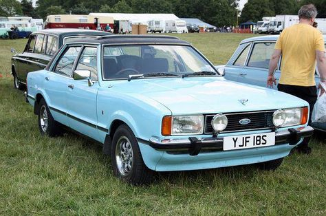 My Next Car 1978 Ford Cortina 2 3 Ghia Mk4 Fordclassiccars Vintage Cars Classic Cars Ford Truck