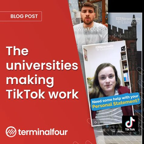 TikTok for Higher Education: the latest case studies and stats