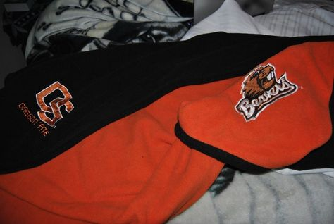 Oregon State University Beavers Baby and Toddler Snap Hooded Jacket