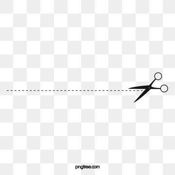 Scissors Ted Line Dividing Line Scissors Clipart Scissors Dividing Line Png Transparent Clipart Image And Psd File For Free Download Photo Frame Design Clip Art Line Patterns