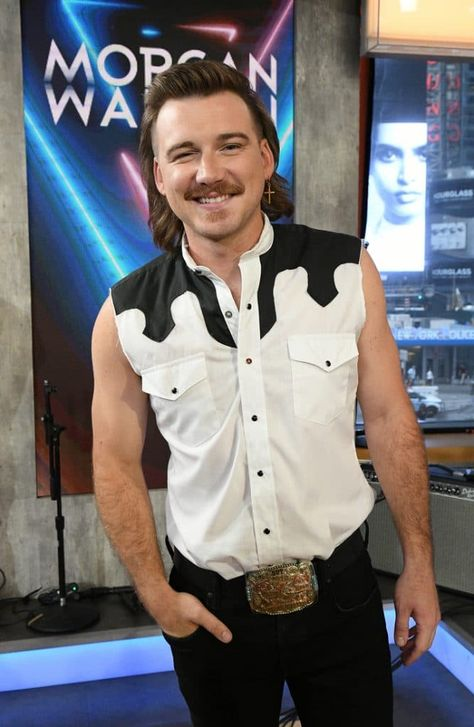 Morgan Wallen Brings True Country Flair to Good Morning America - Country Music Tattle Tale - Your country music news source Country Song Lyrics, Country Music Quotes, Country Songs, Music Lyrics, Country Music News, Country Music Artists, Country Girl Problems, Rock Festivals, Lady Antebellum
