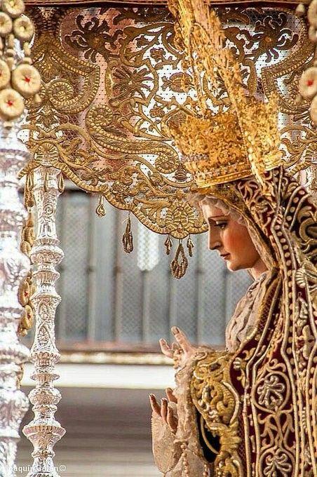 Sabias Que El Palio De La Virgen Del Patrocinio Del Cachorro