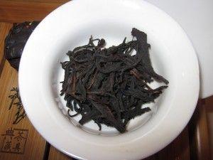 Black Zealong tea, not yet released