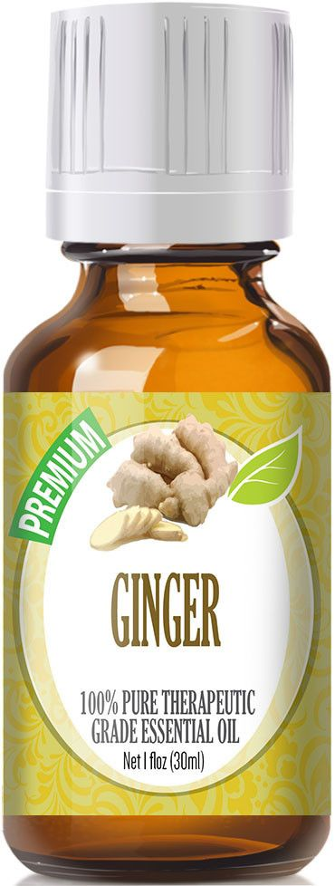 Ginger Essential Oil has a spicy, woody aroma with notes of sweetness.  Botanical Name: Zingiber officinalis