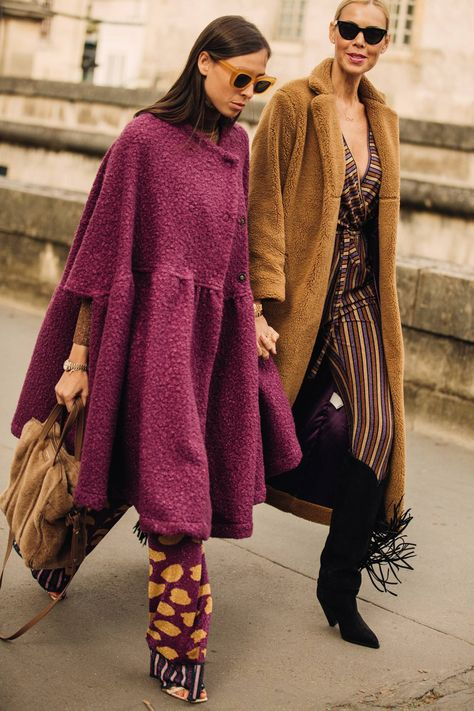 Paris Fashion Week is in full swing. See the best Paris Fashion Week street style from the shows circuit. All the street style inspiration you need from the shows at PFW.