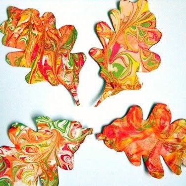 Autumn Art And Crafts For Toddlers Crafting
