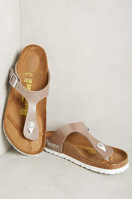 83b1acdff652 Birkenstock Gizeh tobacco oiled leather