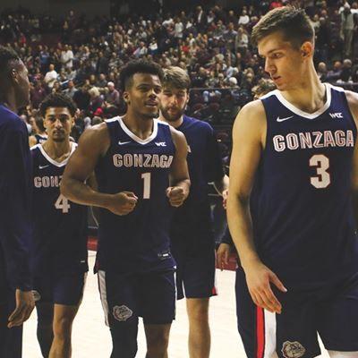 Men S Basketball At Texas A M Gonzaga University Athletics Gonzaga Basketball Gonzaga University Gonzaga