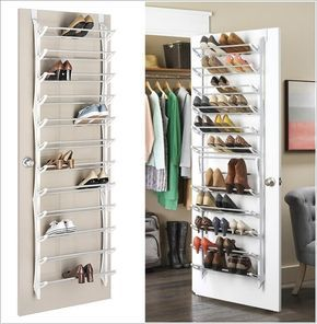 15 Clever Narrow And Vertical Shoe Storage Ideas Shoe Storage