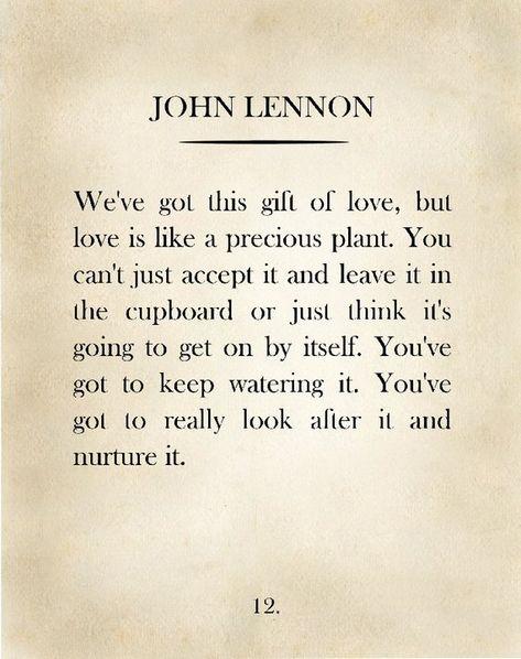 Classic Book Page, John Lennon, John Lennon Quote, Vintage Book Page, Book Wall Art, Book Page Art P