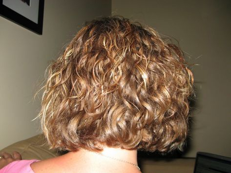 List Of Pinterest Perm Before And After Loose Images Perm Before