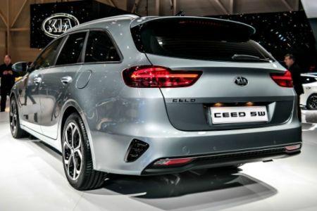Kia Ceed Sportswagon Novy Cas Con Imagenes Autos