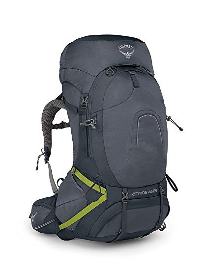 Osprey Atmos Ag 65 Backpacking Review Osprey Atmos Osprey Packs Backpacking Packing