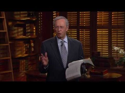 #Charles Stanley http://www.youtube.com/GROinspirationals #Charles Stanley Can a saved person backslide and be lost? (Ask Dr. Stanley)