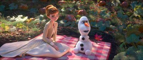 Frozen II (2019) - Animation Screencaps