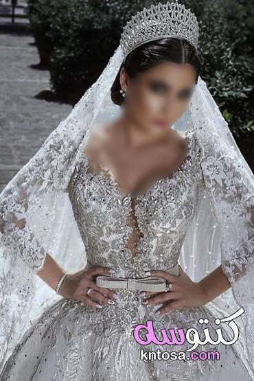 احدث فساتين زفاف 2019 احدث فساتين الزفاف للمحجبات موضة فساتين الزفاف على كنتوسه Wedding Dresses Wedding Dresses Lace Dresses