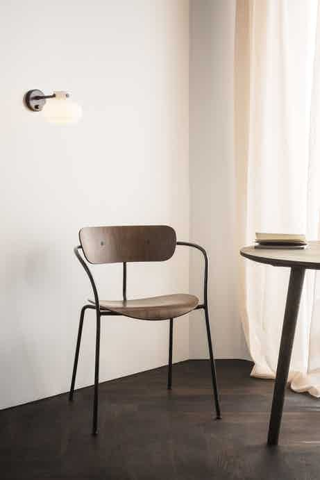 Copenhagen Wall Lamp By Andtradition Now Available At Haute Living With Images Pavilion Chair