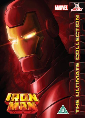 Iron Man The Ultimate Collection 5 Disc Set Both 60s And 90s Complete Series Niftywarehouse Com Niftywarehouse Ironman Iron Man Marv Marvel Super