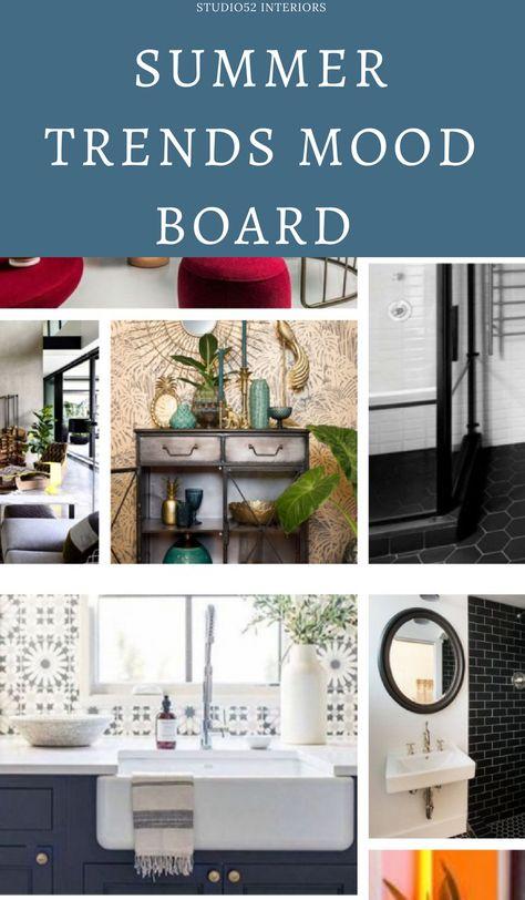 Summer Interior Design Trends Studio52 Interiors Design