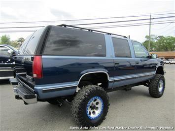 1995 Chevrolet Suburban K 1500 Lt 4x4 Lifted Photo 11 Richmond Va 23237 Chevrolet Suburban Ford Pickup Trucks Chevrolet