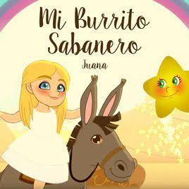 Burrito Sabanero Letra Y Video Burrito Pegatinas Kawaii Cantos Navideños
