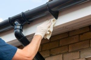 Roof Maintenance Can Be Very Important In The Long Run Even If You Dont Immediately See The Benefits That A Roof Thats Well Gutters Roof Maintenance Downspout