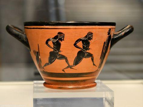 German University Returns Ancient Wine Cup to Greece