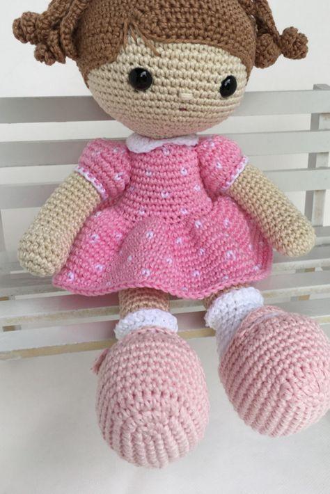 da dedéarte: Boneca mochila pap