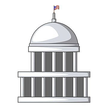 White House Icon Cartoon Style Government Clipart House Icons Style Icons Png And Vector With Transparent Background For Free Download Home Icon Cartoon Styles Logo Design Free Templates