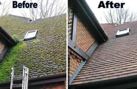 Image result for roofing before and after