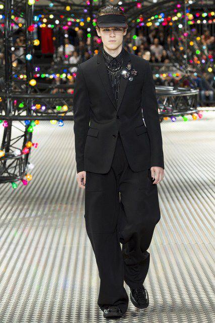 Dior Homme, Look #45