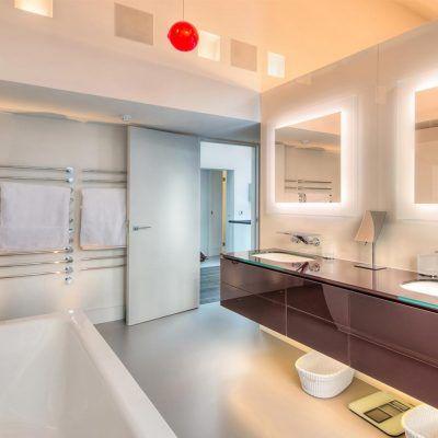 متجر الإضاءة في دبي شراء اضاءة اون لاين Elettrico In Dubai Lighting Design Interior Modern Master Bathroom Decor Cafe Interior Design
