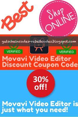 Movavi Video Editor Coupon Gutscheincode Video Editor How To